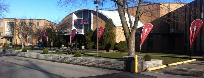 The Peoples Church is one of Toronto.