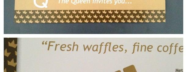 Queen of Waffles is one of Hipster Antwerp.