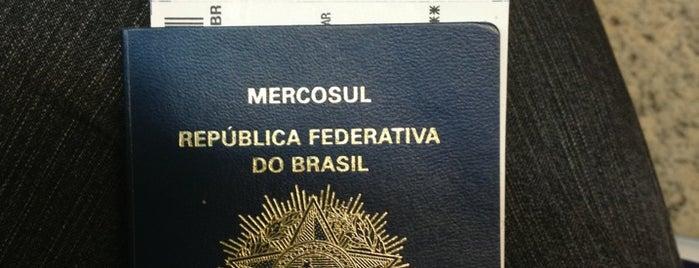 Portão 2 is one of Aeroporto de Guarulhos (GRU Airport).