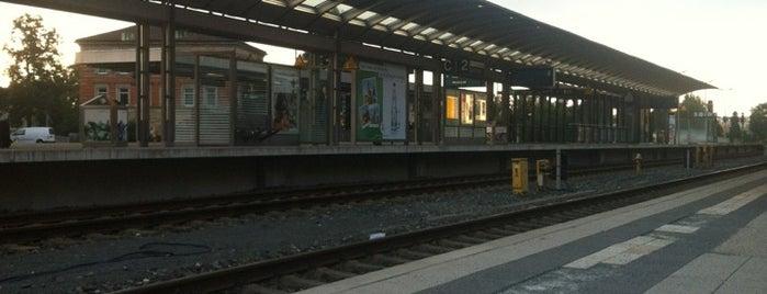 Bayreuth Hauptbahnhof is one of Bahnhöfe Deutschland.