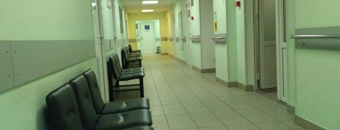 Поликлиника №66 (филиал №2) is one of Поликлиники ЗАО, ВАО, ЦАО.