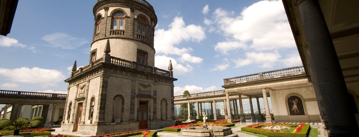 Museo Nacional de Historia (Castillo de Chapultepec) is one of Mexico City.