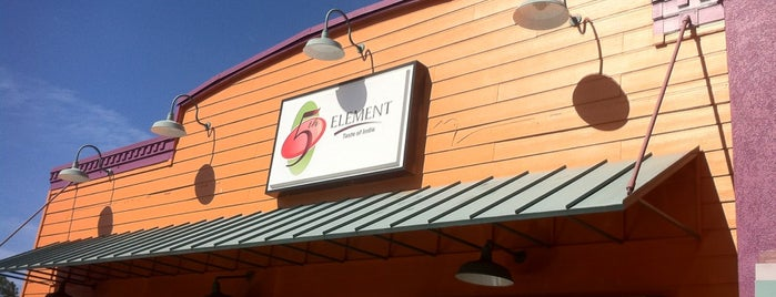 5th Element is one of JAX , FL.