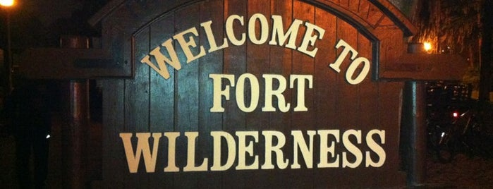 Disney's Fort Wilderness Resort & Campground is one of Orlando.