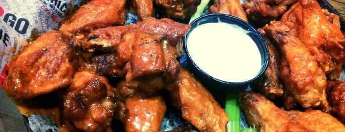 Hurricane Grill & Wings is one of Jacksonville.
