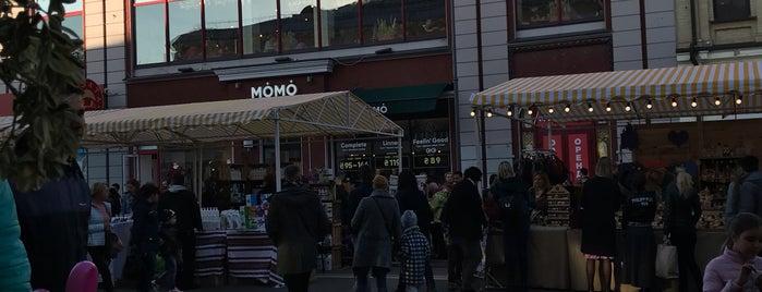 Omg Ice Cream & Coffee is one of Список Х.