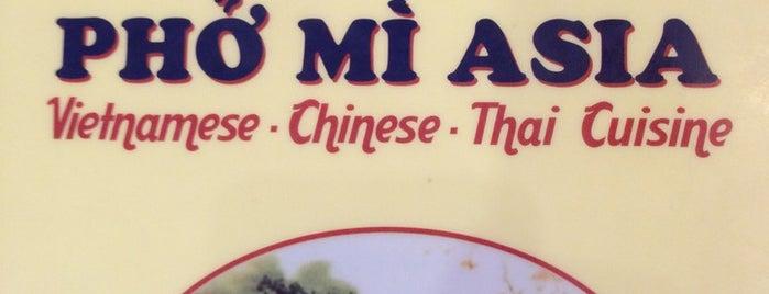Pho Mi Asia is one of Nom nom in GTA.