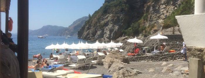 Da Adolfo is one of Honeymoon in Amalfi Coast.