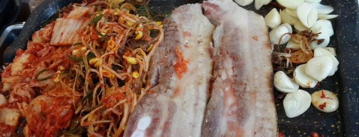 왕의식탁 is one of 마포구.