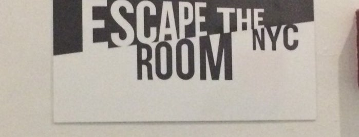 Escape the Room NYC is one of To Do.