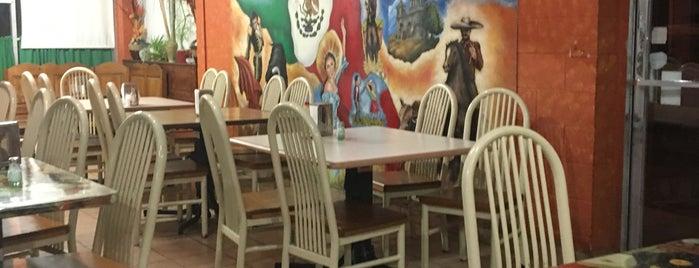 Tacos El Mexicano is one of seveneightfive local flavor.