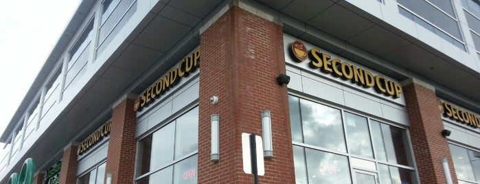 Second Cup is one of Free WIFI.