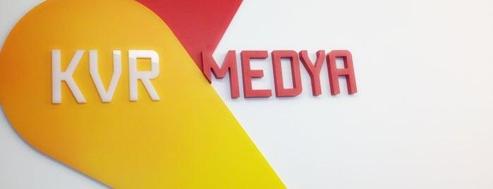 KVR MEDYA is one of Açıkhava Mecraları.