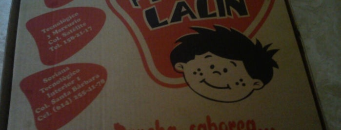 Pizzas Lalin is one of Pizzas.
