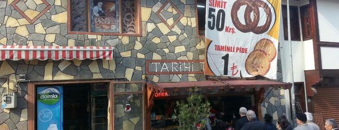 Tarihi Taş Fırını is one of Bursa: Dadından Yenmez Lezzetler.