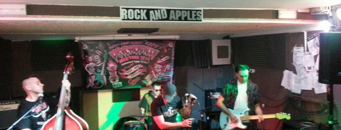 rock n apples is one of diferentes ciudades.