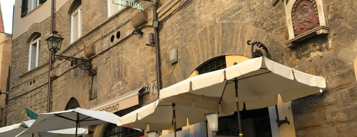 Trattoria Bordino is one of Maybe in Firenze.