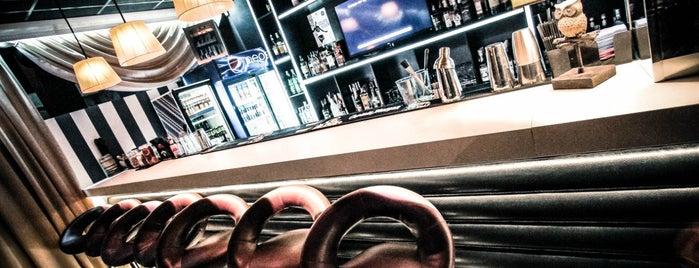 Sova Bar is one of Если ты в Харькове.