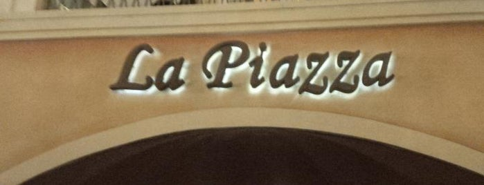 La Piazza is one of L.A..