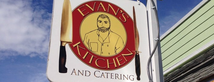 Evan's Kitchen is one of To try (USA except NYC & HI).