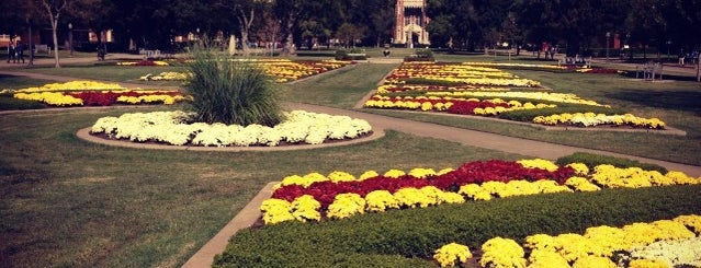 University of Oklahoma is one of College Love - Which will we visit Fall 2012.