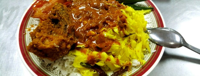 Restaurant Nasi Kandar Salam is one of Favorite Food.