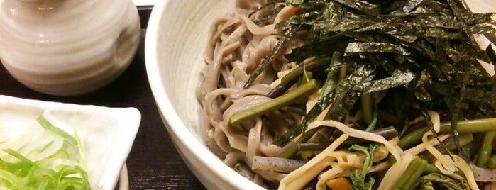 手打ちそば さくら 大通店 is one of 蕎麦屋.