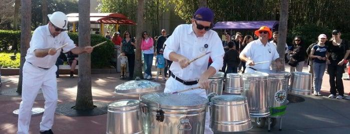 JAMMitors is one of Walt Disney World - Epcot.