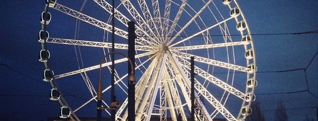 The Wheel Of Manchester is one of Ziggy goes to Manchester.