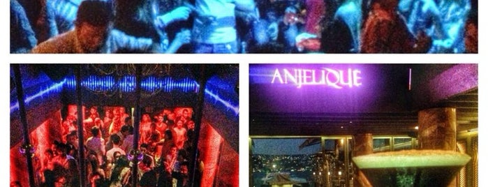 Anjelique is one of Istanbul 2014.