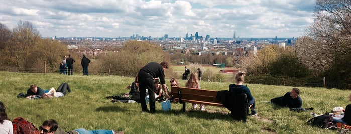 Hampstead Heath is one of Travel Guide to London.