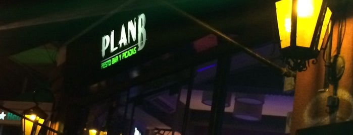 Plan B is one of Wifi en Buenos Aires.
