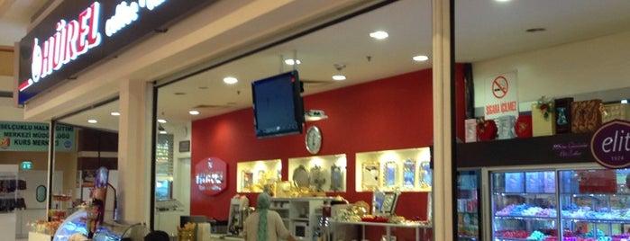 Hürel Coffee&Cake&Baklava is one of Konya'da Café ve Yemek Keyfi.