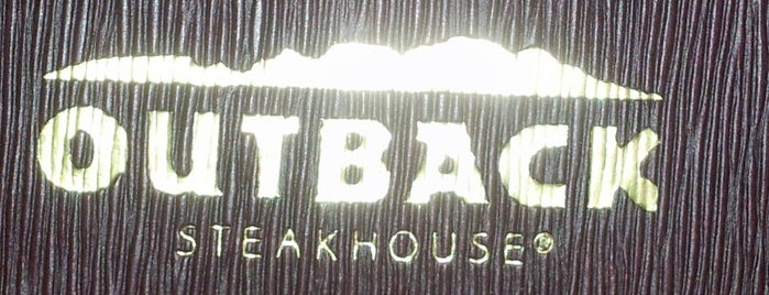 Outback Steakhouse is one of asdf.
