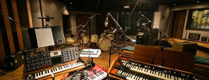 The Village Recording Studios is one of Studio's.