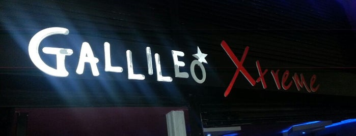 Galileo xtreme is one of Best hangout places.