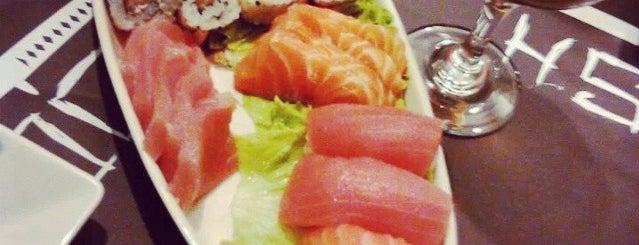 Kodashi Sushi Bar is one of Bons lugares!.