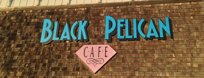 The Black Pelican is one of Best of OBX.