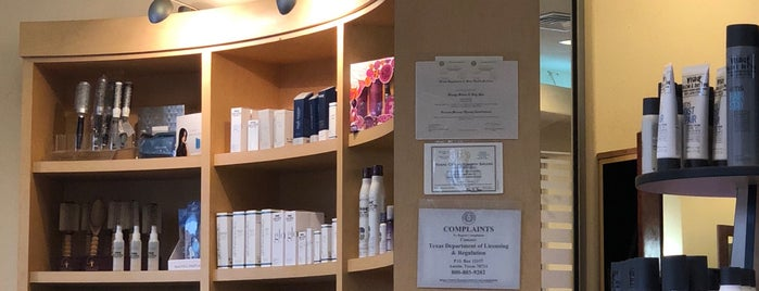 Visage Salon & Day Spa is one of The 15 Best Spas in Houston.
