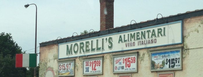 Morelli's Liquor Store is one of The 13 Best Liquor Stores in Saint Paul.
