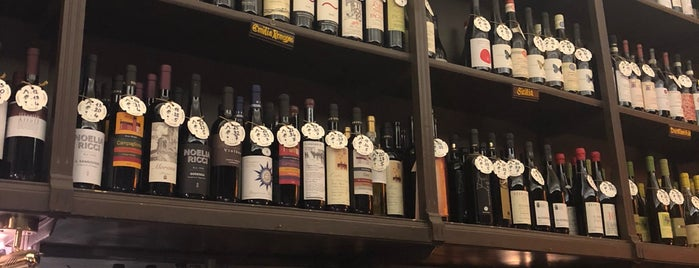 Enoteca Storica Faccioli is one of Bologna top drink & food.