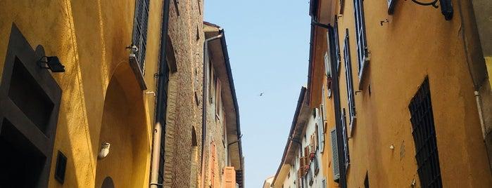 Cremona is one of ITALY  best cities.