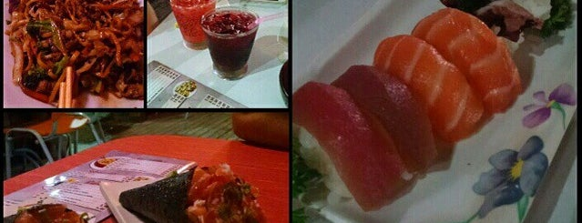 Sushi Satori is one of GordaSafada..
