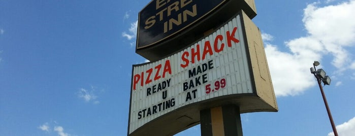 Pizza Shack is one of Favorite Food.