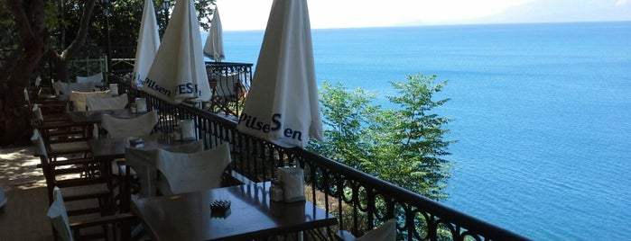 Castle Cafe & Bistro is one of Kaleici-Antalya.