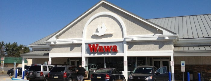 Wawa is one of My Places.