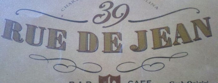 39 Rue De Jean is one of Best of Chucktown: Food.