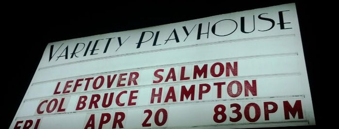 Variety Playhouse is one of The Only List You'll Need - ATL.