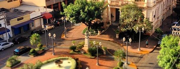 Palácio Rio Branco - Prefeitura Municipal is one of Centro - Ribeirão Preto.