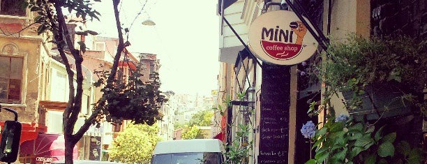 Mini Coffee Shop is one of Zero Dağıtım Noktaları: Kafe & Restoran.